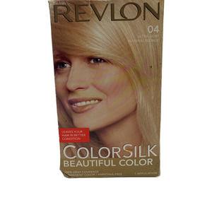 Revlon ColorSilk 04 Ultra Light Hair Color